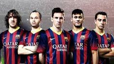 Jugadores FC Barcelona