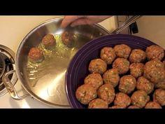 Moroccan Meatballs - YouTube