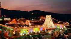 Rituals of Worship at Tirupati