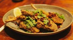 Mr Wong's Salt and pepper lamb cutlets