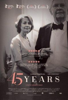 Rent 45 Years starring Charlotte Rampling and Tom Courtenay on DVD and Blu-ray. Get unlimited DVD Movies & TV Shows delivered to your door with no late fees, ever. Good Movies On Netflix, 2015 Movies, Movies To Watch Free, Movies Online, Charlotte Rampling, Burt Reynolds, Charlie Watts, Bill Cosby, Tom Courtenay