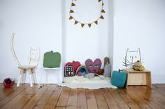 my scandinavian home: A fun and relaxed children's room by Oeuf