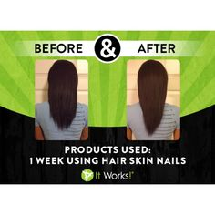 What if I told you we sell a product that will do this to your hair and nails in such short timing, would you listen to me? 💛boost collagen & keratin production 💚enhances skins elasticity and flexibility 💙supports the body against free radical damage 💜promotes healthy cell growth, strength, & shine  I'm looking for more product testers for my portfolio that want to try the product at my cost $33 each month for 3 months and let me document their results.  I have 4 spots to fill today!! 💇