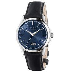 55c0fa056a7 Gucci YA126443 Mens G Timeless Blue Automatic Watch  luxury  gucci  fashion   sports
