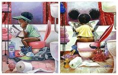 """Lock and Key (Exchange) by Kevin """"WAK"""" Williams 