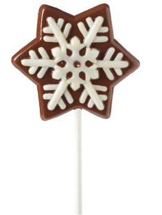 Wilton® Snowflake Lollipops #holiday