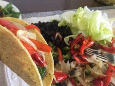 #Tacos for Lunch – Q