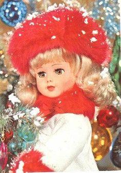 "Vintage Doll Christmas Postcard ~ ""Merry Christmas and Happy New Year"" in Dutch Retro 2, Retro Vintage, Best Memories, Childhood Memories, Merry Christmas And Happy New Year, Good Old, Vintage Dolls, Christmas Ornaments, Disney Princess"