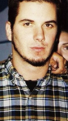 Young Phil Anselmo. Handsome