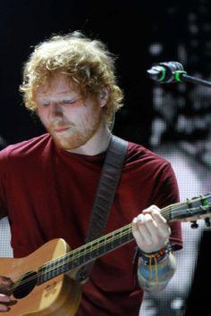 Ed Sheeran performs at BBVA Compass Stadium, 03/09/2015 x