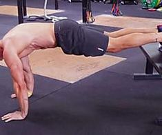 The Crazy-Tough Abs Workout You Can Do With a Bench