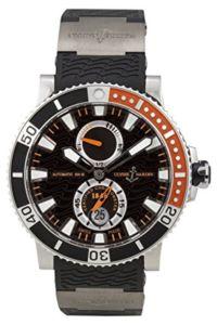Ulysse Nardin Maxi Diver orologio in titanio 263-90-392