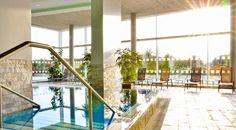Ayush Wellness Spa, at the Hotel de France, St Helier