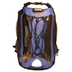 OverBoard 20 Liter Waterproof Backpack. Many victims' emergency supplies, if they had any, were destroyed due to floods and heavy rains. Keep yours safe in a waterproof + easy to carry backpack.