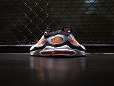 #Nike Air Max 93 - Black/Hyper Crimson #sneakers