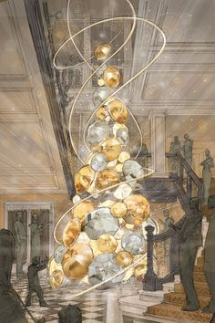 Claridge's Christmas Tree to be designed by Burberry's Christopher Bailey