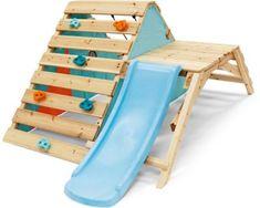 Wooden Climbing Frame, Jungle Gym, Play Equipment, Camping Equipment, Backyard Playground, Backyard Games, Outdoor Games, Play Centre, Backyard Ideas