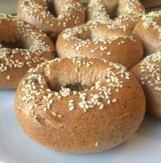 Have you ever made your own bagels? If you have, kudos to you! Seriously. I'm impressed. The thought of making homemade bagels never even crossed my mind until recently…as in a month ago. I thought the way bagels got their hard, glossy shell was from a really intensive process that normal human beings couldn't replicate. How... Read More »