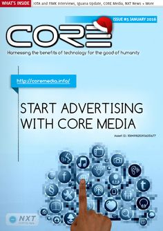 CORE Magazine January 2016 released