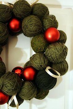 balls of wool .... loverly!