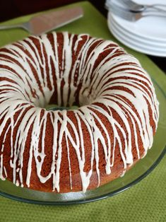 Baileys Irish Cream Cake - so good! You really taste the Baileys!