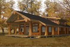 Cottage buidling plan: The Goldrush