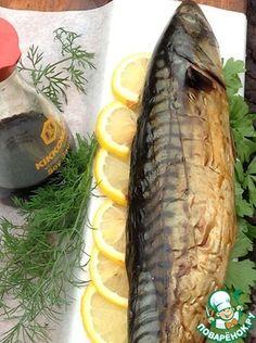 Рыба горячего копчения в походных условиях без специальных приспособлений и жидкого дыма Рыба (любая по вашему желанию или курица) — 1 шт Соевый соус (Киккоман) — 4 ч. л. Сок лимонный — 1 ч. л. Масло оливковое — 1 ч. л.