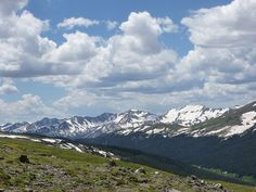 Never Summer Mountains by pathensch, via Flickr