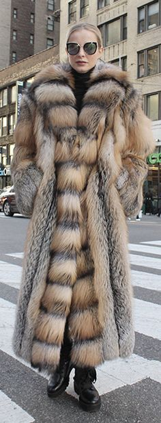 This Fur Collection is our Fur Clearance Section A large collection of Furs on Sale with the best prices. Designer Furs Mink Coats Full length Mink Coat. We are showing a beautiful selection of the finest fashion full length mink coats at wholesale pricing. Any of our Mink coats that you see can be made in any size or color. In addition if you prefer a sleeve on one garment, a collar (shawl, wing, notch, etc.) of another garment and the length of a different fur, we can design it specially…