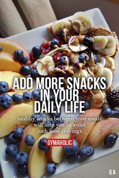 Junk Food To Avoid - Gymaholic motivation. Daily fitness motivation in order to achieve your goals in the gym. Whether you want to build muscle or lose fat, we will help you. Healthy Habits, Get Healthy, Healthy Tips, Healthy Snacks, Healthy Recipes, Health And Nutrition, Health Fitness, Fitness Gear, This Is Your Life
