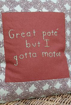 heathers pillow. Heathers Quotes, Heathers The Musical, Great Comet Of 1812, The Great Comet, Supernatural Finale, Next To Normal, Pillow Quotes, Original Movie, Mean Girls