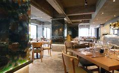 Spanish restaurant designed by Stefano Tordiglione