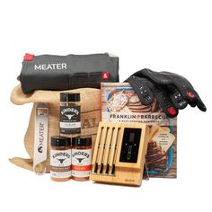 MEATER® Official US Store | Shop Now – MEATER US Franklin Bbq, Power Glove, Top Tv Shows, Cooking Equipment, Smoking Meat, Bartender, Kitchen Aprons, Cool Things To Buy, Grilling