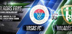 Vasas FC-Szombathelyi Haladás 2-3 (0-1)