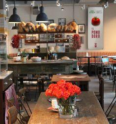Ideal Hotel Restaurant Restaurant Design Cozy Cafe Italian Restaurants Cafe Bar Munich Bistro Osteria Food Design
