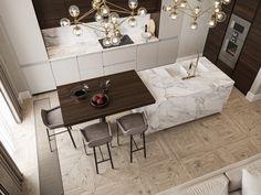 DE&DE/Marsala apartment on Behance