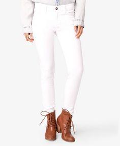 Tribal Inspired Skinny Jeans #Forever21 #DenimDaze #Tribal #Skinny #Jeans