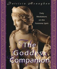 Goddess Companion: Daily Meditations on the Feminine Spir... https://www.amazon.com/dp/1567184634/ref=cm_sw_r_pi_dp_hcrJxb0C35F34 - Contains wonderful original invocations to the Goddess in her many forms and aspects throughout the world.