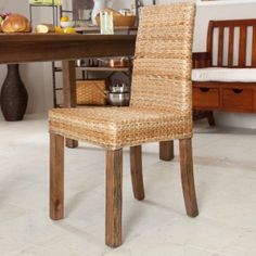 Like these rattan. $200 for 2 chairs