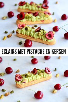 Profiteroles, Eclairs, French Deserts, Eclair Recipe, Ramadan Recipes, Wedding Desserts, High Tea, Macarons, Pastries