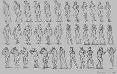 How to improve Figure Drawing from Imagination by rainwalker007