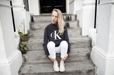 7 Outfits That Prove You Can Look Chic In A Sweatshirt