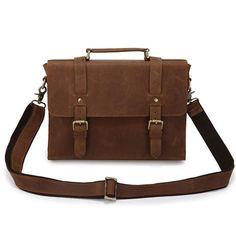 18 Best Men s Messenger Bags images   Leather men, Cowhide leather ... 9744faf3fc