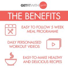 I just thought I'd tell you exactly what Get Fit With Davina is and what it can do for you...