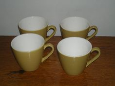 Royal China  Ironstone Star Glow Cups by prairieflowervintage, $18.00