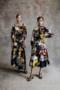 Erdem Resort 2018 Fashion Show