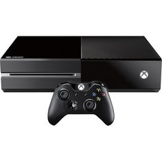 Microsoft - Xbox One Console - Larger Front