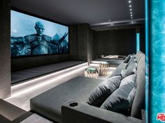 2571 Wallingford Dr, Beverly Hills, CA 90210 Cozumel, Home Theater, Theatre, Beverly Hills, Cinema Room, Cinema Seats, Luxury Homes Dream Houses, Home Cinemas, Luxury Real Estate