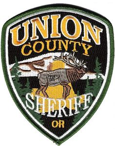 Union county Sheriff OR 1