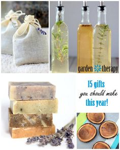 Looking for some handmade gift ideas that show how much you care? These gift ideas are simple, fun to make, and exemplify the idea that it's the thought that counts. Bath & Body These Tub Teas are the perfect gift for someone who works hard and could use a little papering. The list of ingredients …